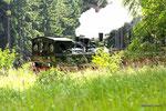 Schmalspurbahn bei Drei Annen Hohne
