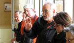 Xavier Lafon, archéologue, a pleinement contribué aux commentaires