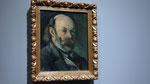 Cézanne, 1882 - Autoportrait
