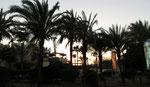 Le soleil va se coucher à Aqaba