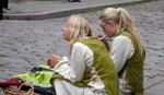 Cigarette hanséatique à Tallin