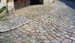 Rue de la ville haute de Pragues