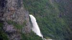Cascade du Wooer sur le Geiranderfjord