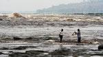 Congo, premières chutes