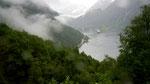 Fond du Geirangerfjord