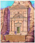 tombeau de Sextius Florentinus