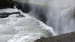 Force naturelle. La Gulfoss en Islande