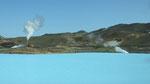 Usine géothermique près du Myvatn