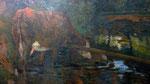 Un Gauguin, détail
