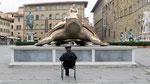 La tortue de Jan Fabre est bien gardée