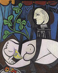 "112M$ - ""Nude Green Leaves and Bust"" Pablo Picasso (1932)"