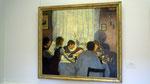 """Gustav Wentzel : """"Breakfast II"""" de 1885"""