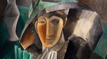 Picasso, 1909 - Femme à l'éventail
