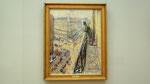 """Edvard Munch : """"Rue Lafayette"""" de 1891 (2 ans avant le Cri)"""