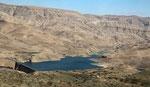 Retenue du Wadi Mujib