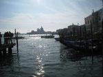 Vue du départ de San Marco