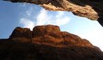 Dans le défilé de Petra