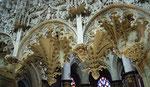 Jubée de l'église de la Madelaine