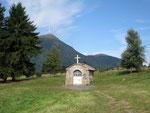 La chapelle-source Saint-Aubin près Manson