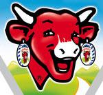Version moderne de la Vache qui rit