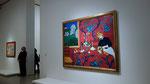 Matisse, 1908 - La desserte - lHarmonie rouge - La chambre rouge