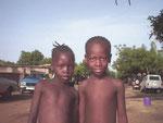 Fillettes maliennes