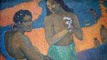 Gauguin, 1899 - Maternité, femmes au bord de la mer