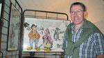 Georges Sarre passe aux grands formats avec couleur et n&b associés