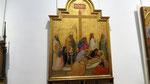 Lamentation sur le Christ mort par Giottino (1329-1469)