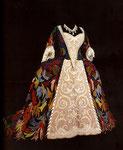 Robe Pour Régine Crespin (La maréchale du Chevalier à la rose, Richard Strauss)