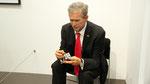 Bush et le Rubiks'cube
