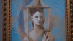 Picasso, 1905 - Femme de l'île de Majorque