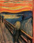 "119M$ - ""The Scream"" Edvard Munch (1895)"