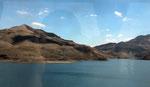Barrage sur le Wadi Mujib