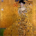 """152M$ - """"Adèle Bloch-Bauer"""" 1 Gustav Klimt  (1907)"""