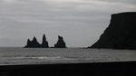 Reynisdrangar (dyke de Reynisfjara)