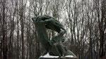 Frédéric Chopin sous le saule pleureur