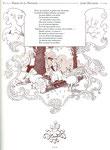 Influence de l'Art-Nouveau sur de nombreuses illustrations des Fables