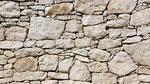 Mur de pierre sèche