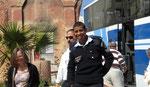 Notre policier (discret à souhait)