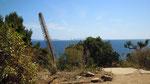 Iles du Levant et de Port-Cros vues du Rayol