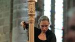 accordage de la harpe