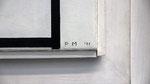 Signature de Piet Mondrian