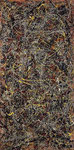 "159M$ - ""N°5 "" Jackson_Pollock (1948)"