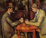 "254M$ - ""Card Players"" 5eversion Paul Cezanne (1895)"