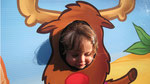 Un petit renne au nez rouge !