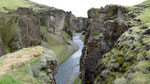 La Fjadrargljufur (gorge)