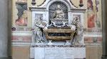 Tombeau de Galileo Galilei (Gallilée)