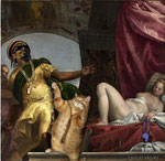 """""""Le respect"""" par Paul Véronèse (1528-1588) et Svetlana Petrova"""
