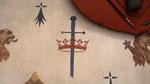 Les armes de Jeanne d'Arc